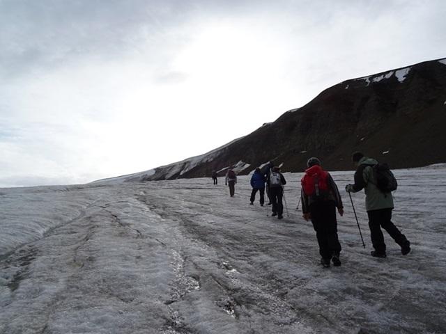 Svalbard(スヴァールバル諸島)ハイキング_e0182138_1914378.jpg
