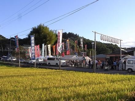 柳橋歌舞伎と秋蛍:秋のドライブ_e0197748_162401.jpg