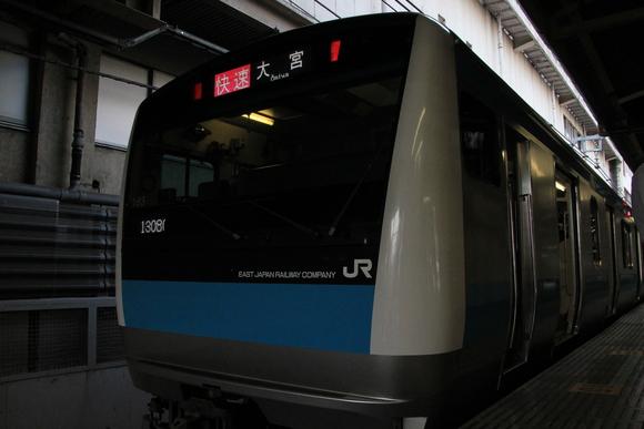 E233系 蒲田駅にて_d0202264_5593254.jpg