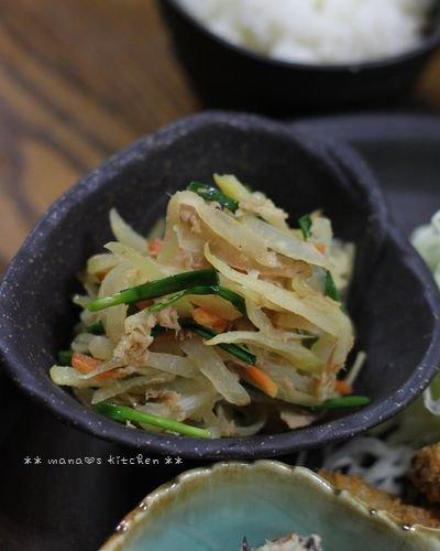おからの煮物 ☆ 柳葉魚のフライ♪_c0139375_1338136.jpg