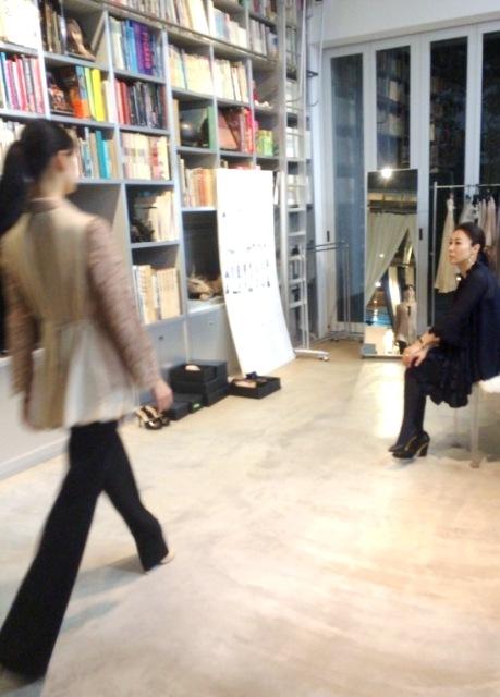 haori de TiTi〈ハオリドゥティティ〉東京コレクション・オーディション開催_a0138976_2121485.jpg