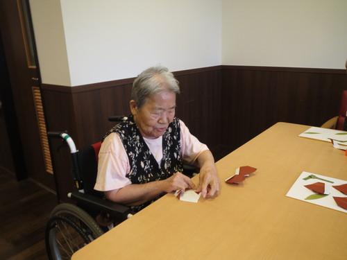 9月 折り紙クラブ_a0158095_16164749.jpg