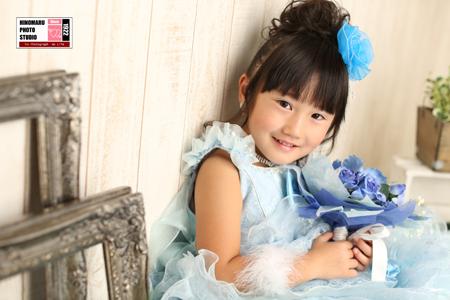 あやなちゃん、ゆうきちゃん☆ドレス_b0203705_1555236.jpg