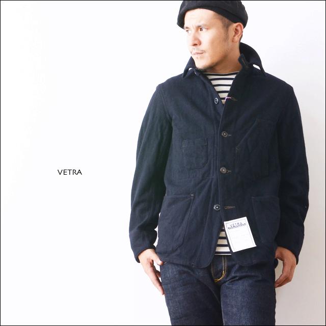 VETRA [ベトラ] WOOL FLANNEL COVERALL [JV-8511GPF] ウール フランネル カバーオール MEN\'S_f0051306_21101634.jpg