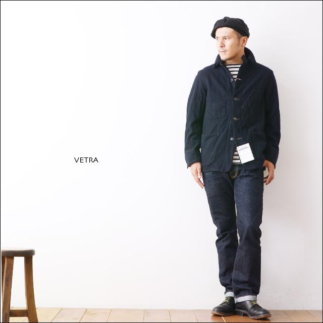 VETRA [ベトラ] WOOL FLANNEL COVERALL [JV-8511GPF] ウール フランネル カバーオール MEN\'S_f0051306_21101951.jpg