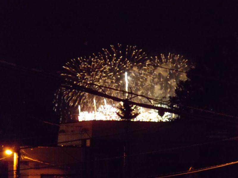 雨上がりの土曜日、夜はモエレ沼芸術花火大会2014_c0025115_21284311.jpg
