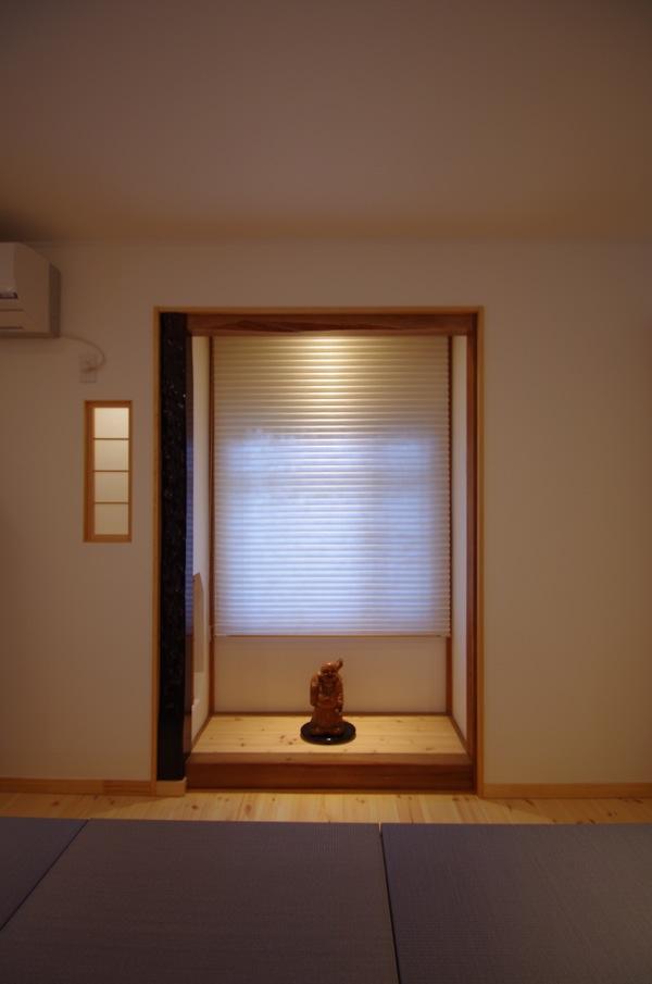 床の間/陽廻りの家_c0004024_8151183.jpg