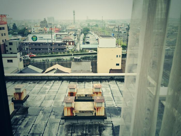 豊橋ステーションホテル 705号室 / iPhone 4s_c0334533_14394448.jpg