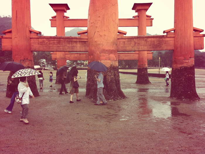 宮島・厳島神社 / iPhone 4s_c0334533_14411173.jpg