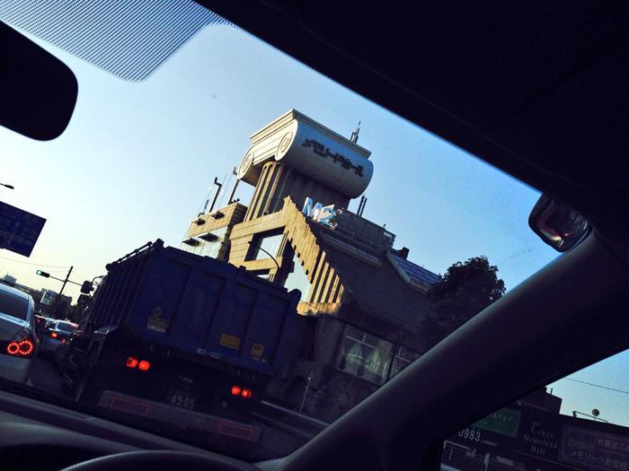 東京メモリードホール / iPhone 4s_c0334533_15114361.jpg