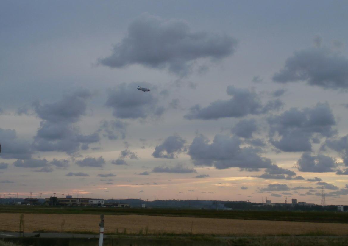 飛行船「スヌーピーJ号」_c0306646_1356227.jpg