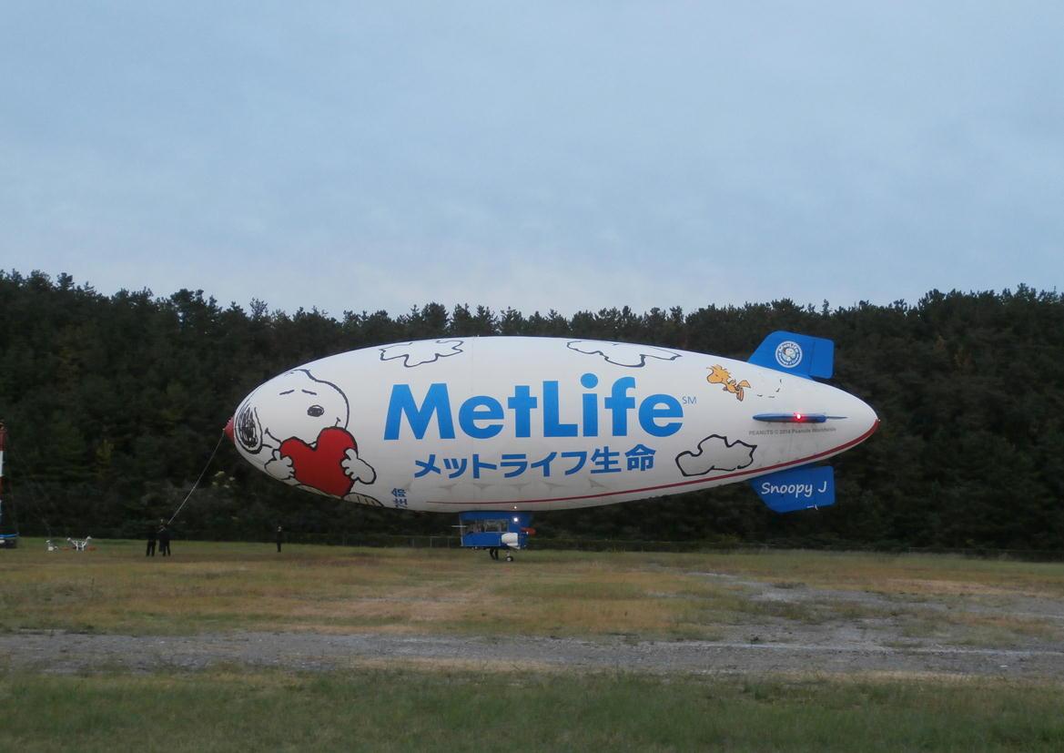 飛行船「スヌーピーJ号」_c0306646_13573474.jpg