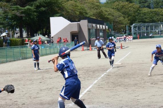 西那須野ライオンズ杯 黒田原中VS野崎中_b0249247_16494453.jpg