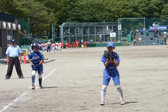 西那須野ライオンズ杯 黒田原中VS野崎中_b0249247_16495274.jpg