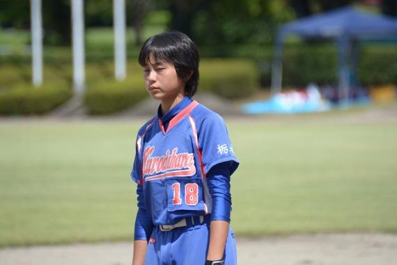 西那須野ライオンズ杯 黒田原中VS野崎中_b0249247_16501159.jpg