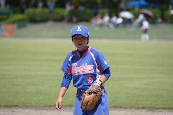 西那須野ライオンズ杯 黒田原中VS野崎中_b0249247_16503151.jpg