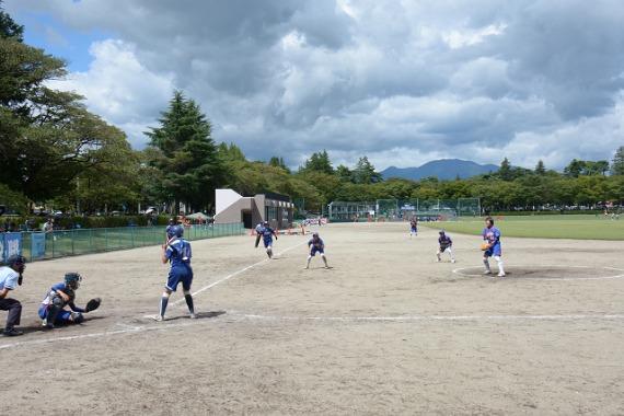 西那須野ライオンズ杯 黒田原中VS野崎中_b0249247_16503913.jpg