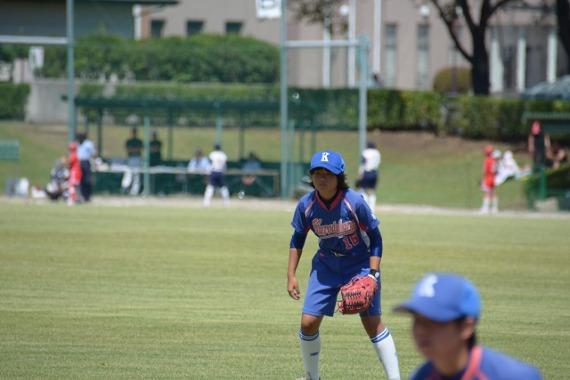 西那須野ライオンズ杯 黒田原中VS野崎中_b0249247_16511526.jpg