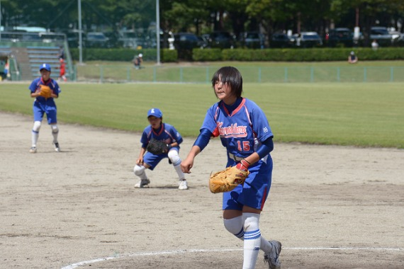 西那須野ライオンズ杯 黒田原中VS野崎中_b0249247_1652211.jpg