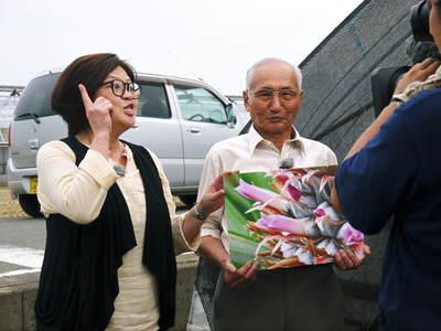 熊本産パイナップル 9月18日(木)テレビタミンで「田代農園」さん生中継の裏話!_a0254656_18222598.jpg