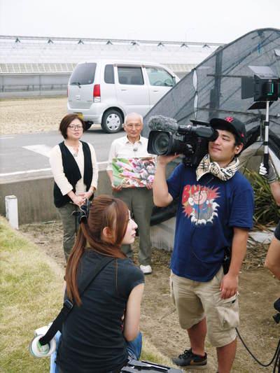熊本産パイナップル 9月18日(木)テレビタミンで「田代農園」さん生中継の裏話!_a0254656_1828126.jpg