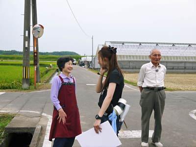 熊本産パイナップル 9月18日(木)テレビタミンで「田代農園」さん生中継の裏話!_a0254656_18522977.jpg