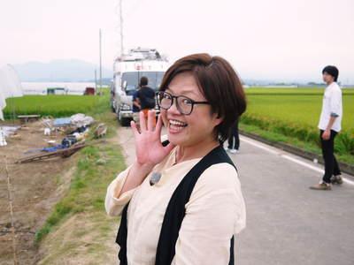 熊本産パイナップル 9月18日(木)テレビタミンで「田代農園」さん生中継の裏話!_a0254656_1943028.jpg