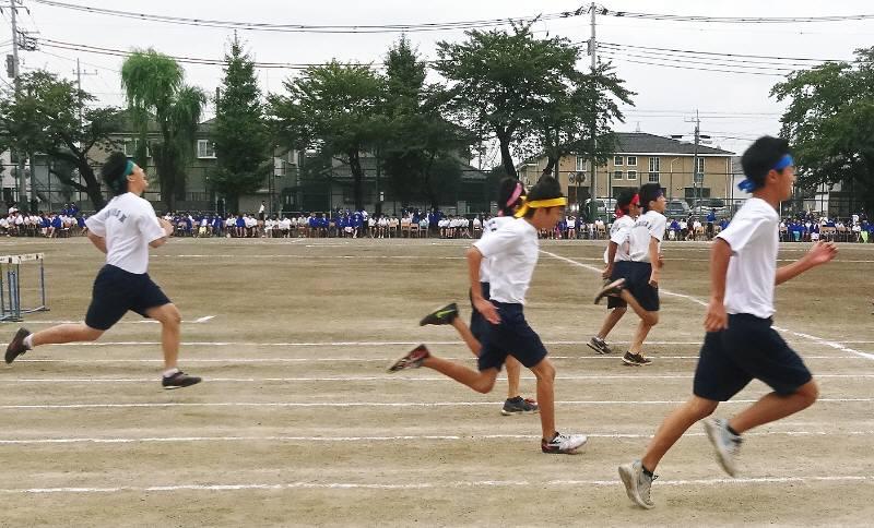 2中陸上競技大会_f0059673_18241462.jpg