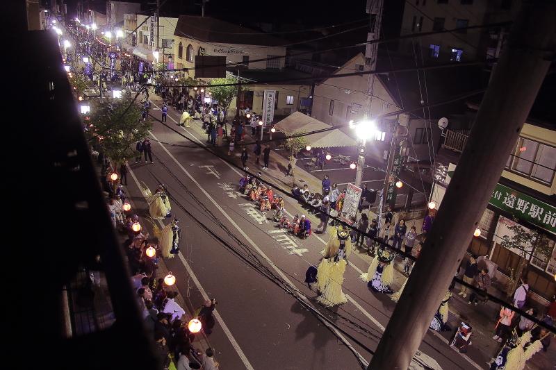 遠野祭りの夜01_f0075075_2151689.jpg