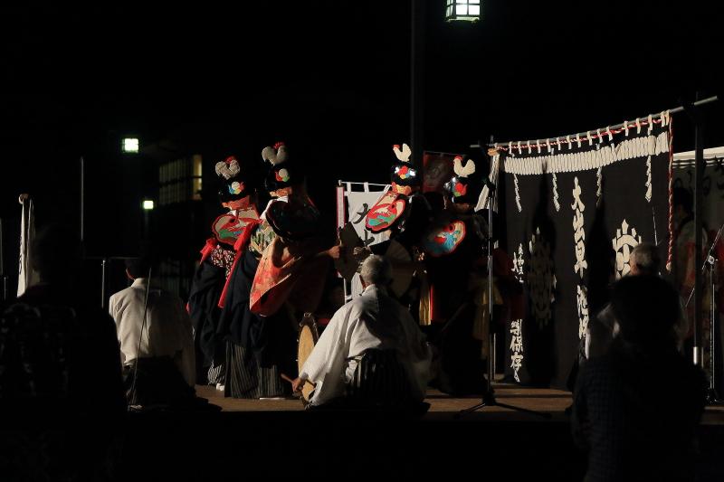 遠野祭の夜03_f0075075_22333968.jpg