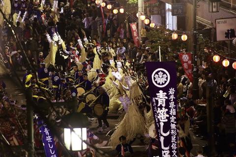 遠野祭りの夜02_f0075075_224145.jpg