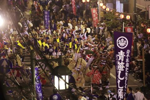 遠野祭りの夜02_f0075075_2252358.jpg