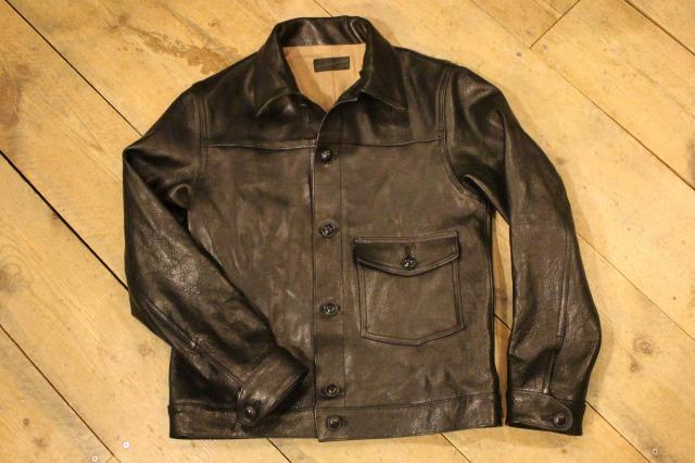 BUBALUS Leather Jacket_d0121303_23563655.jpg