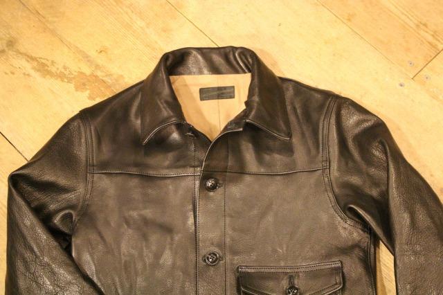 BUBALUS Leather Jacket_d0121303_23564037.jpg