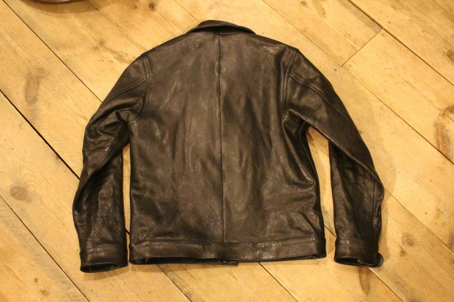 BUBALUS Leather Jacket_d0121303_23564453.jpg