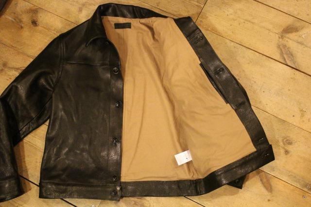 BUBALUS Leather Jacket_d0121303_23565396.jpg