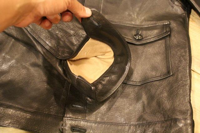 BUBALUS Leather Jacket_d0121303_2357080.jpg