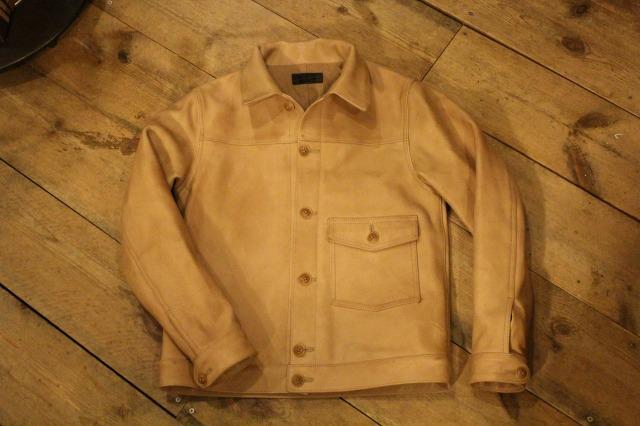 BUBALUS Leather Jacket_d0121303_23571553.jpg