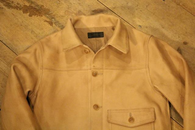BUBALUS Leather Jacket_d0121303_23571815.jpg