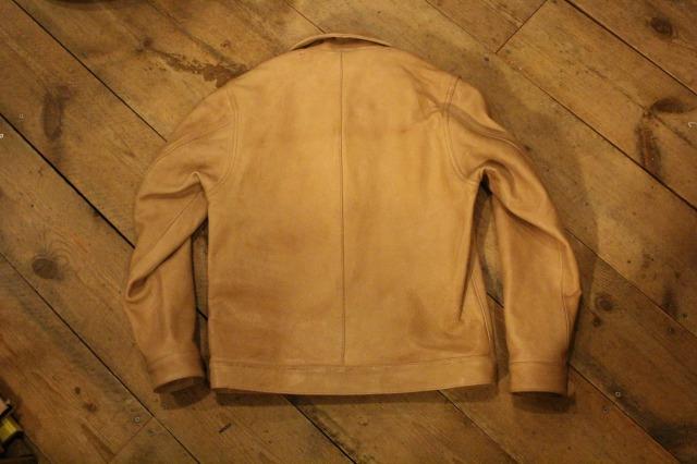 BUBALUS Leather Jacket_d0121303_23572253.jpg