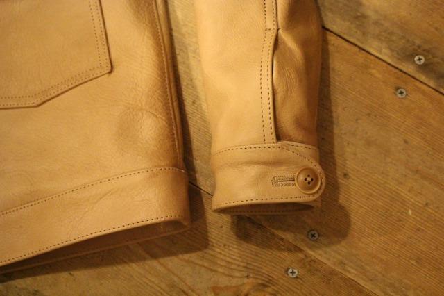 BUBALUS Leather Jacket_d0121303_23572687.jpg