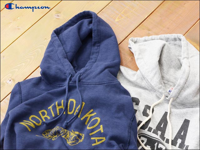 CHAMPION [チャンピオン] PULLOVER HOODED SWEATSHIRT [C3-E110] MEN\'S_f0051306_20373677.jpg