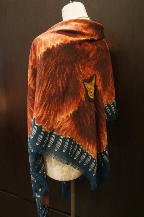 【再入荷】Vassilisa カシミアスカーフ2014A/W Collection_b0115615_1420584.jpg