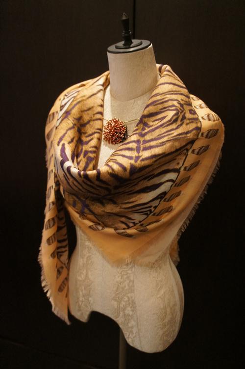 【再入荷】Vassilisa カシミアスカーフ2014A/W Collection_b0115615_14232482.jpg