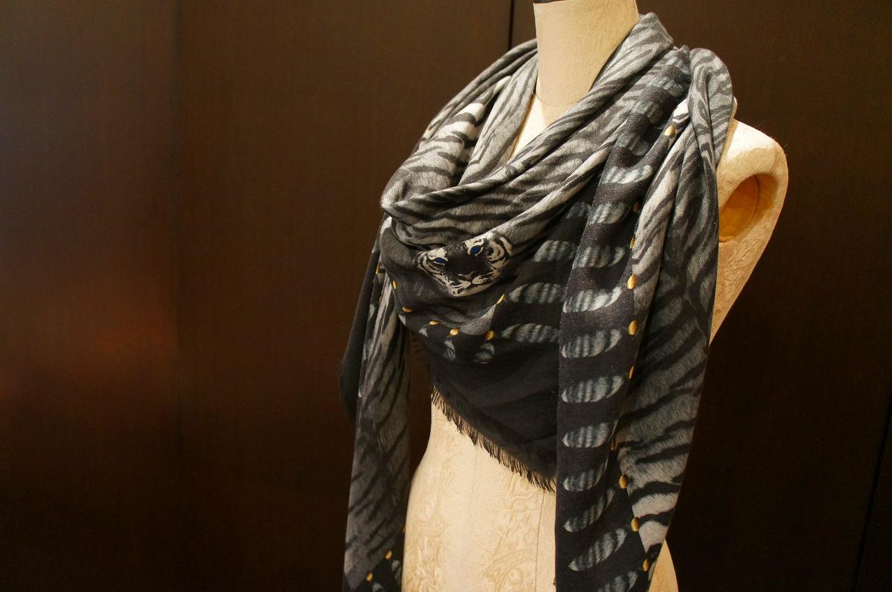 【再入荷】Vassilisa カシミアスカーフ2014A/W Collection_b0115615_14274523.jpg