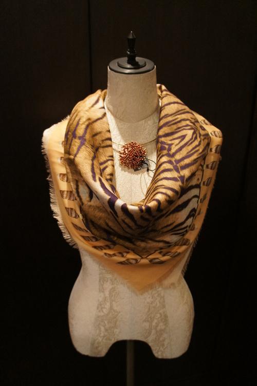 【再入荷】Vassilisa カシミアスカーフ2014A/W Collection_b0115615_14322560.jpg