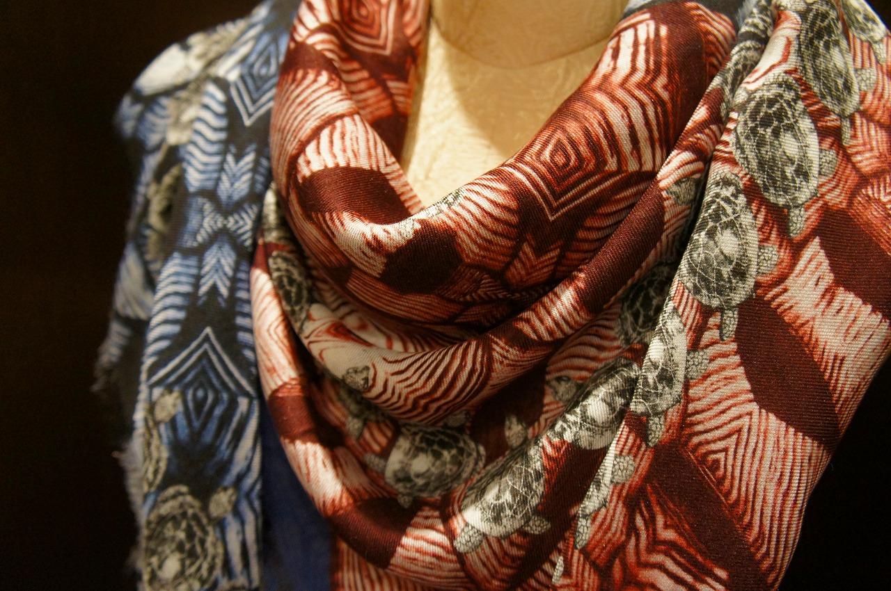 【再入荷】Vassilisa カシミアスカーフ2014A/W Collection_b0115615_1447335.jpg