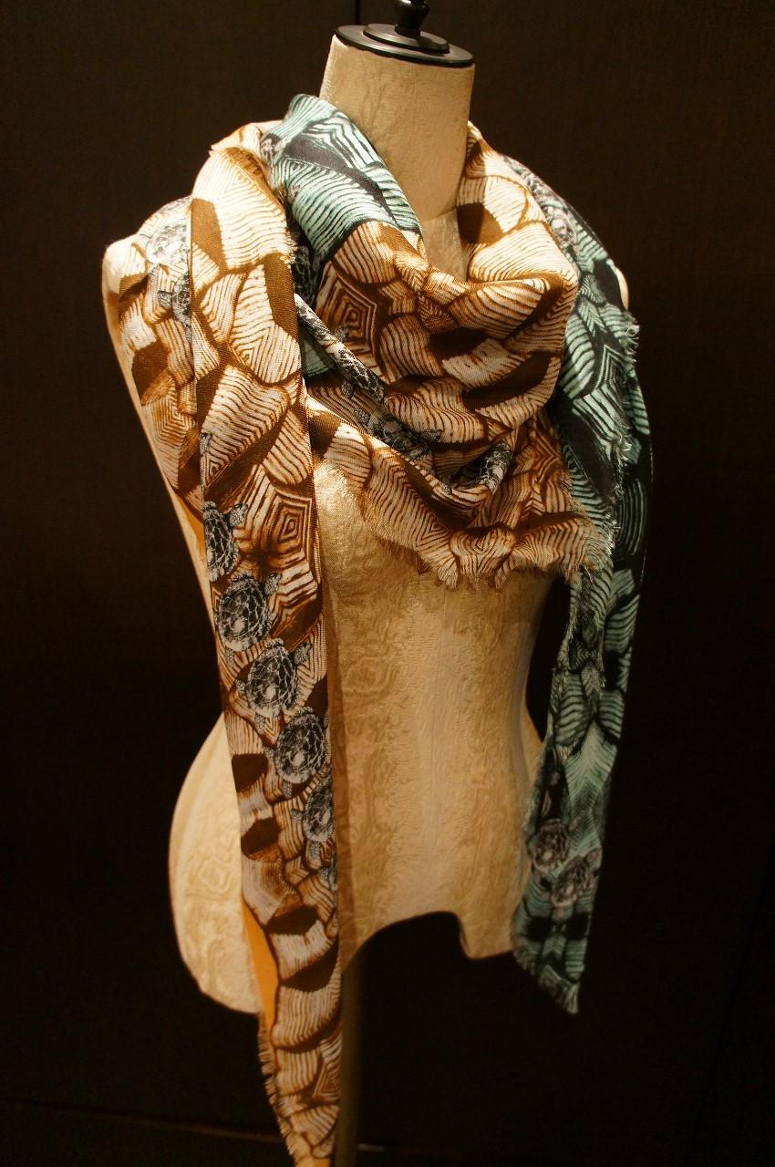 【再入荷】Vassilisa カシミアスカーフ2014A/W Collection_b0115615_1447432.jpg