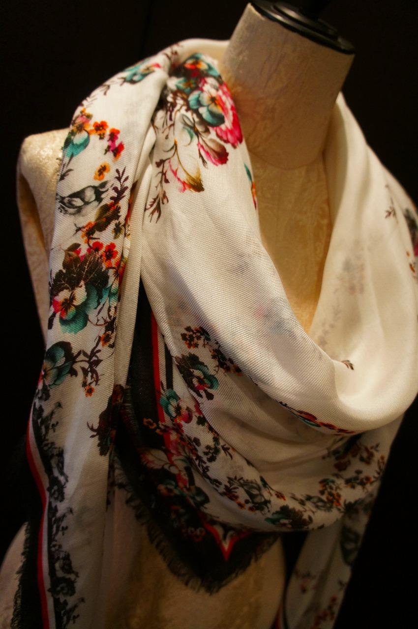 【再入荷】Vassilisa カシミアスカーフ2014A/W Collection_b0115615_145310100.jpg