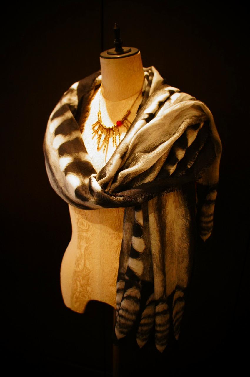 【再入荷】Vassilisa カシミアスカーフ2014A/W Collection_b0115615_14555613.jpg
